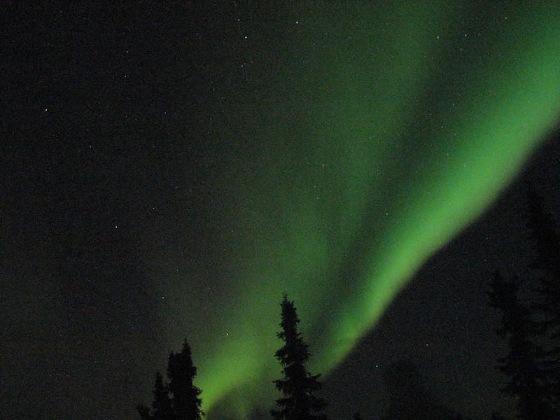 Northern Lights Trip Alaska