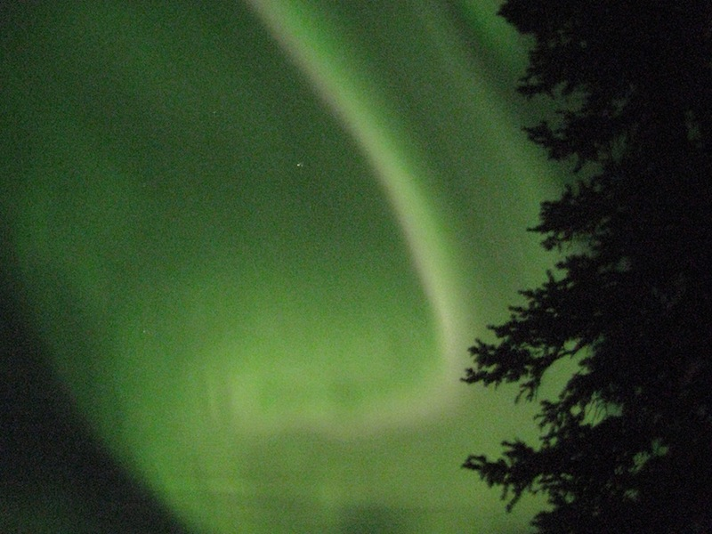 Alaskan Northern Lights Trip
