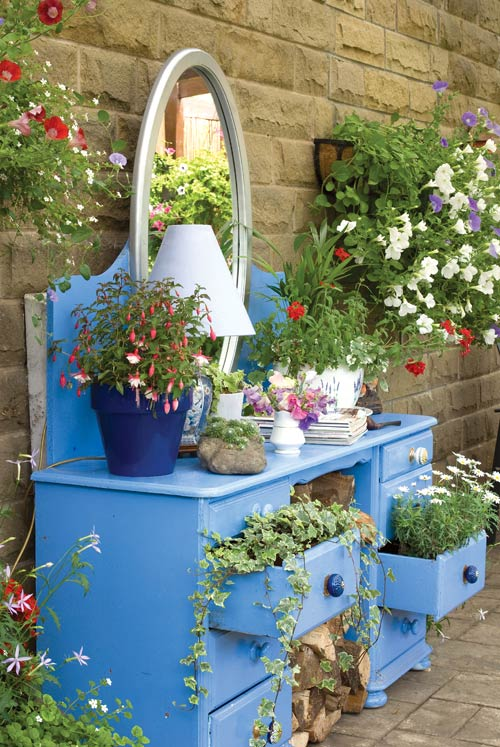 Gentil Great Garden Ideas: Whatu0027s Old Is New Again