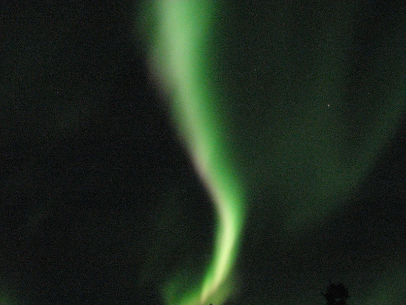 Northern Lights Trip to Alaska
