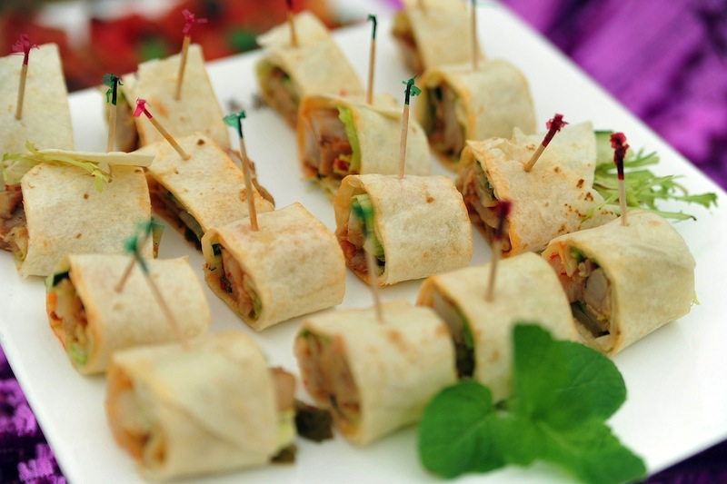 Cold Gourmet Finger Food Recipes