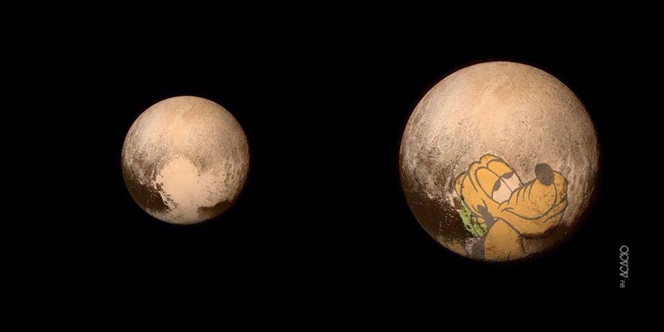 Should Pluto be a Planet?   The Old Farmer's Almanac