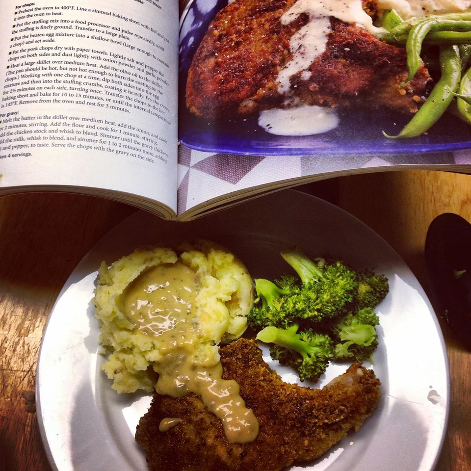 Comfort Food Recipes From The Old Farmer S Almanac: OFA Comfort Food Pork Chops 2014