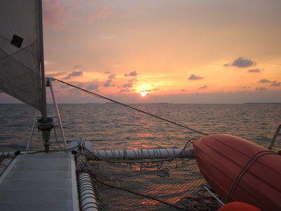 Key West Sunset Sailing Cruise from Catamaran