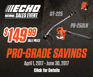 ECHO National Sales Event!
