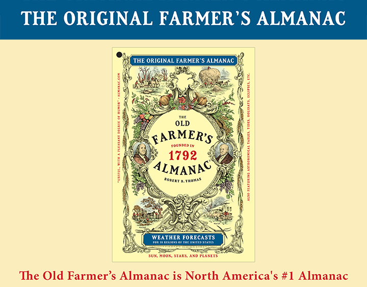 The difference between the old farmer 39 s almanac and other - Old farmer s almanac garden planner ...