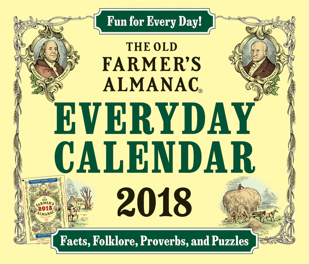 Farmers almanac weather gardening best days full moons for Farmers almanac fishing calendar