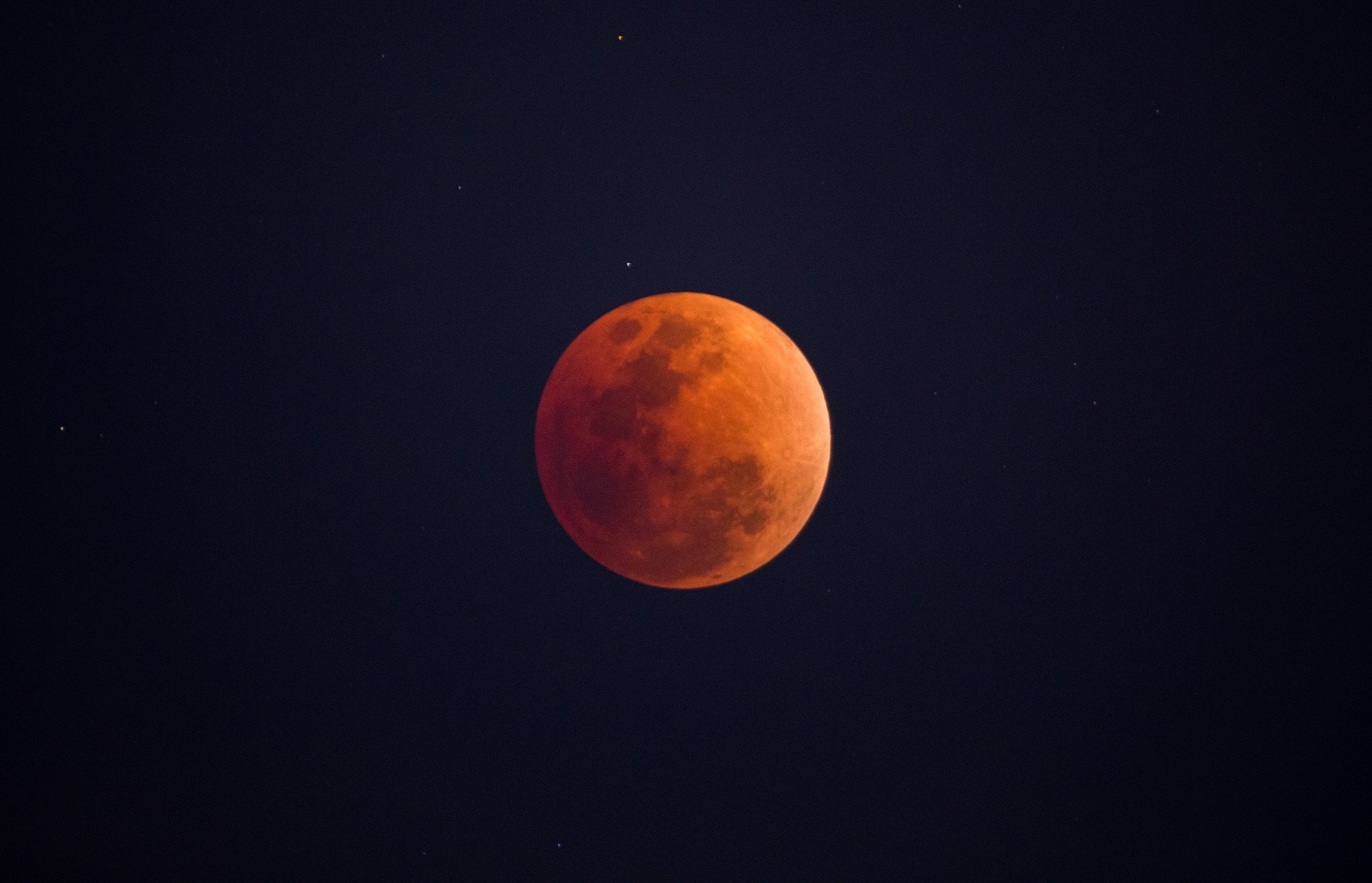 Get Ready for The Super Blood Wolf Moon Eclipse