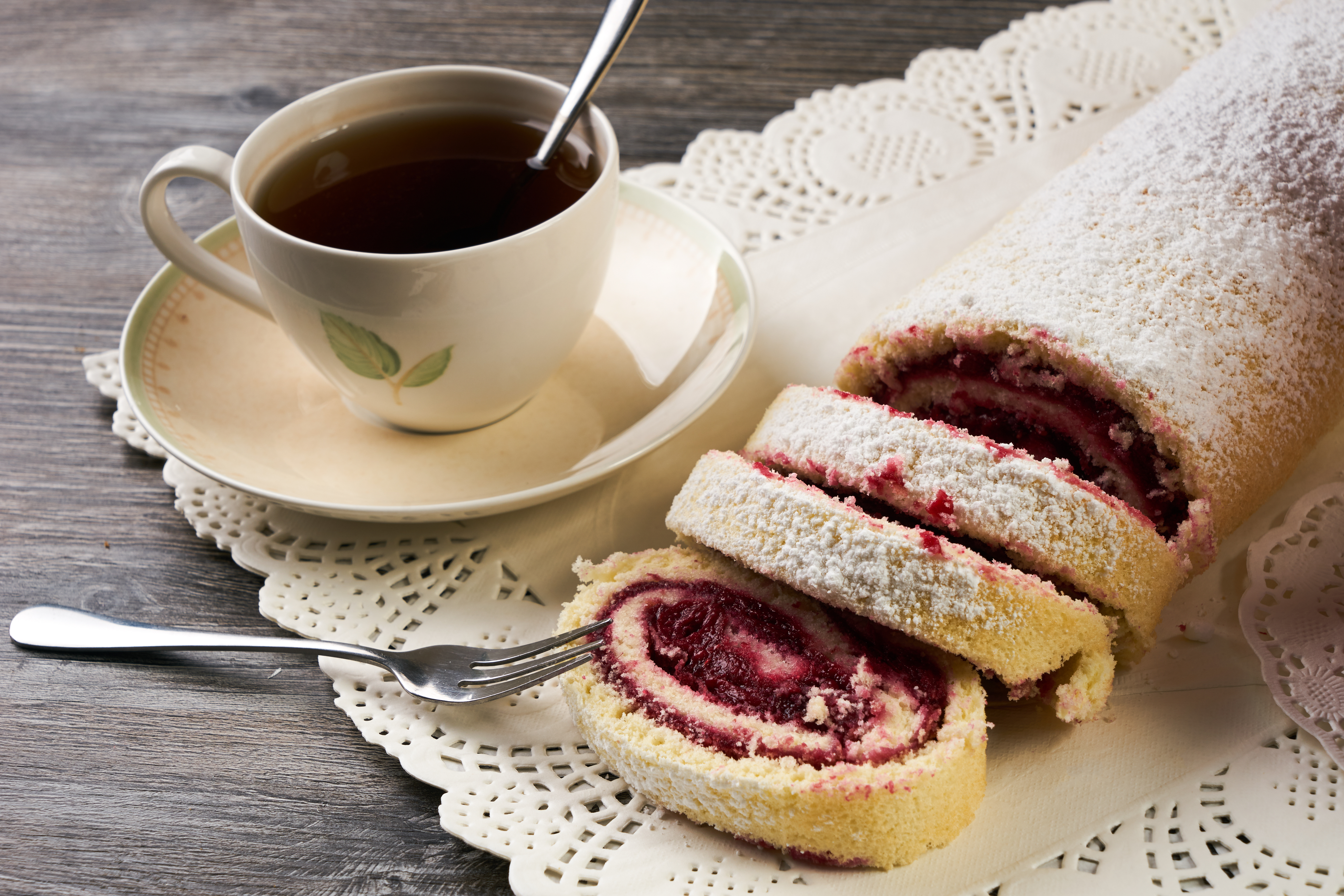 Blueberry Jelly Roll