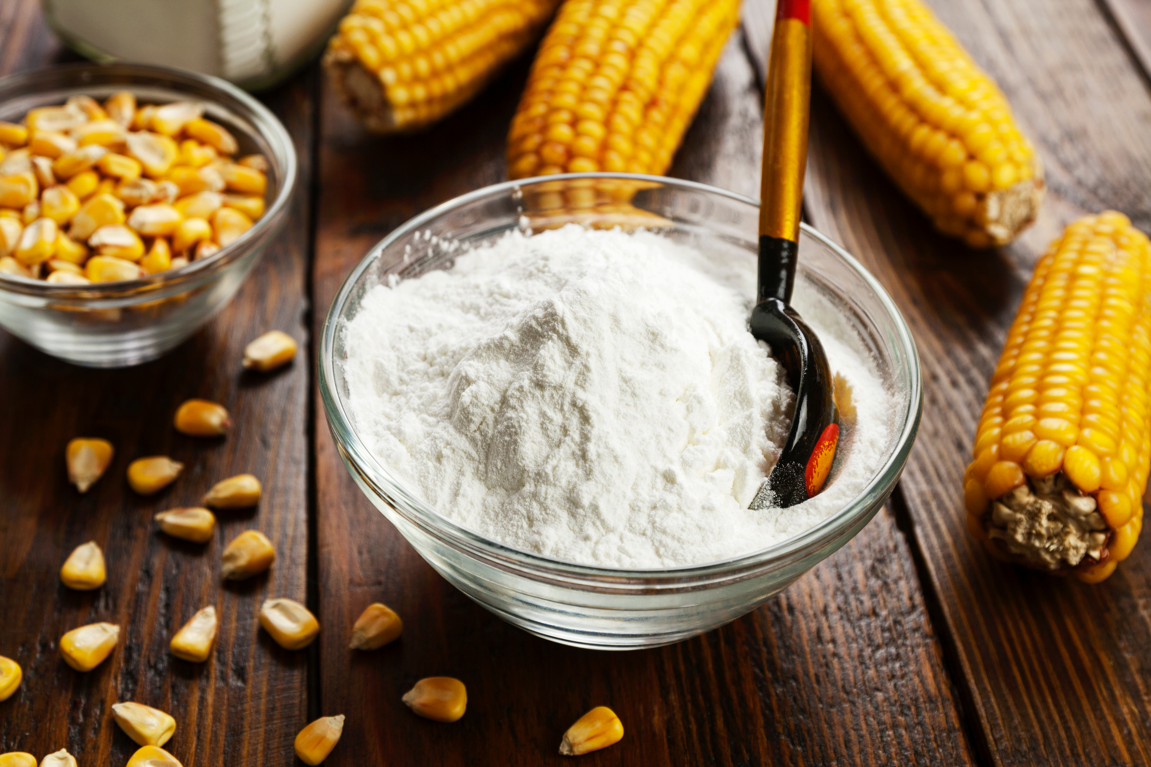 Cornstarch, Arrowroot, & Starches: What's the Difference? | Old Farmer's  Almanac