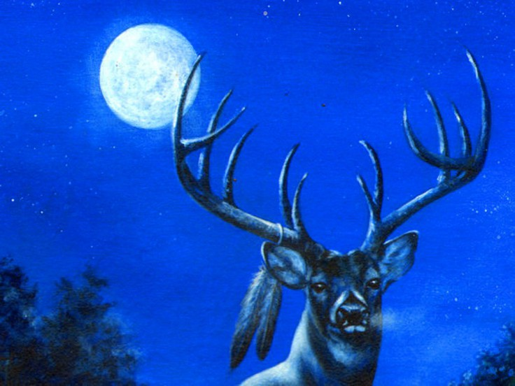red moon dates 2018 deer hunting - photo #3
