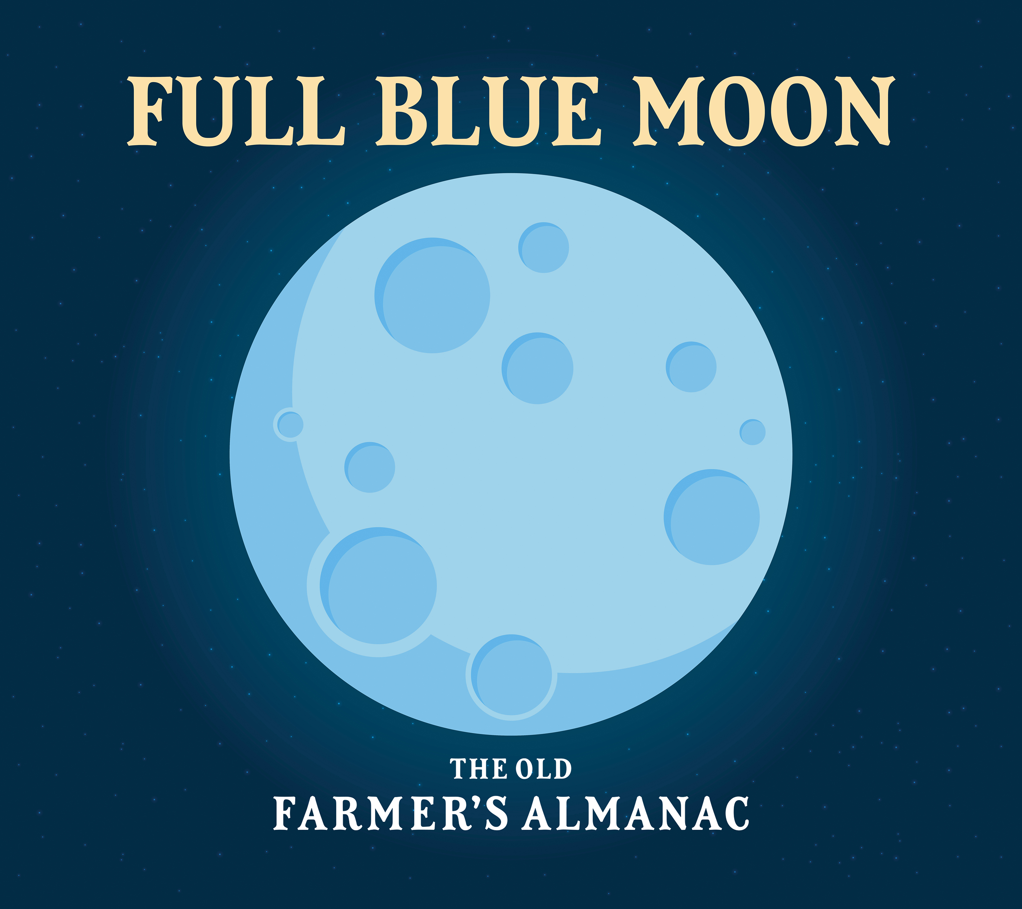 What is a Blue Moon? | Facts, Folklore, and More | The Old ...