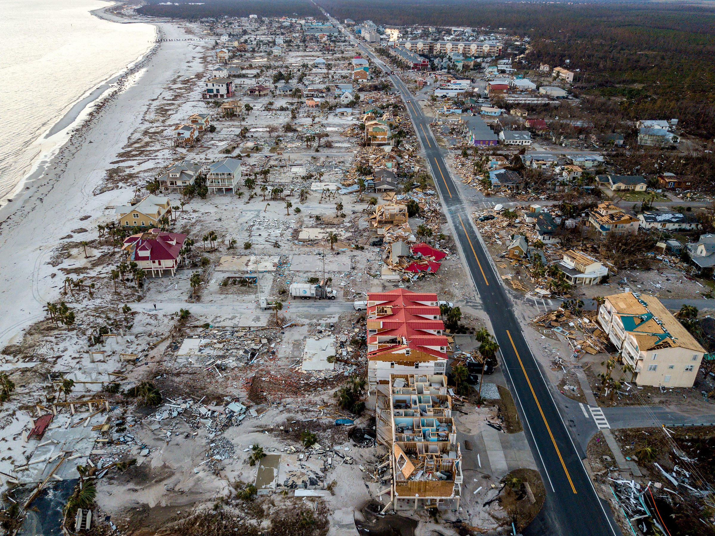 pictures from hurricane michael - HD2400×1799
