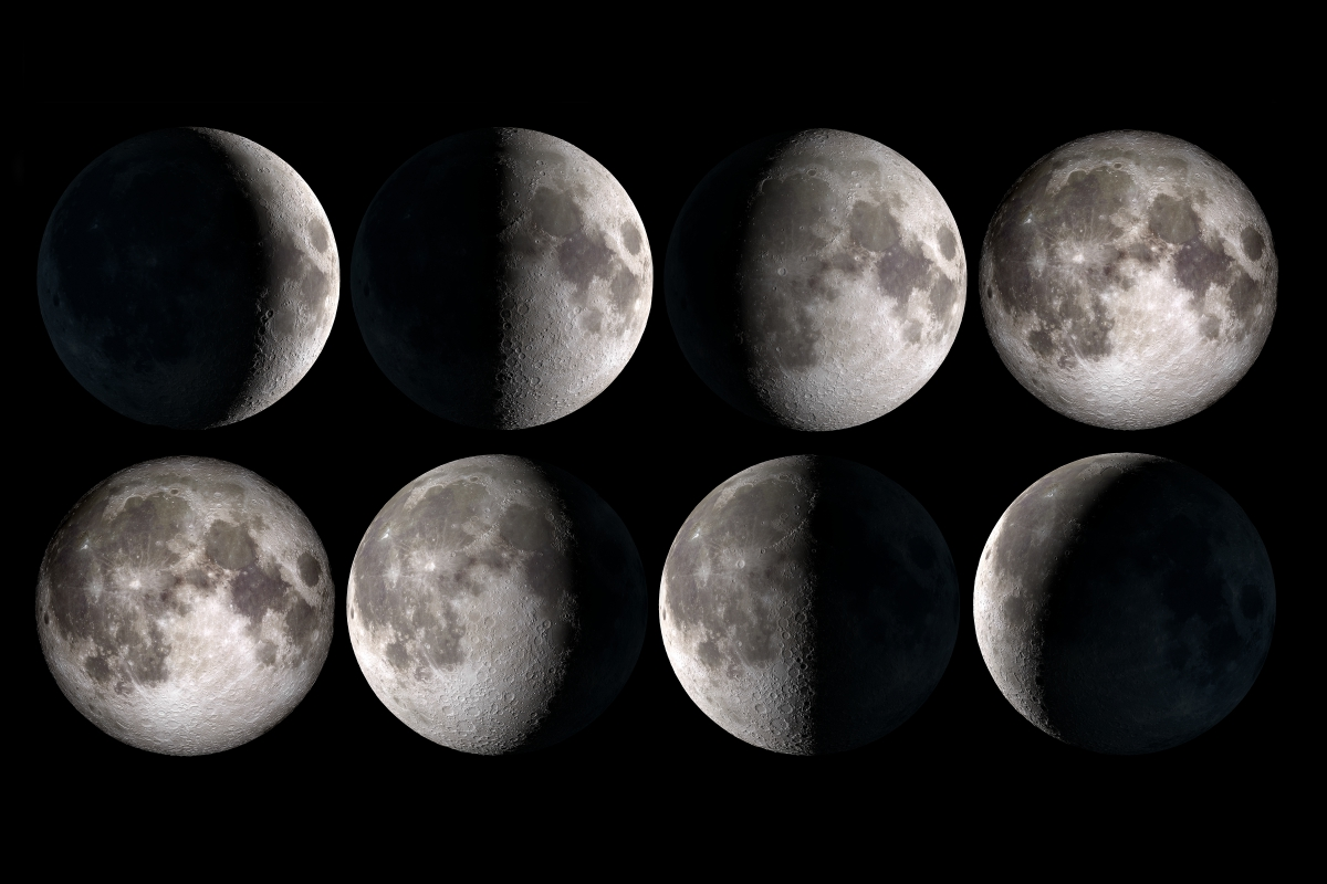Moon Phase Calendar for 2019 | What Is the Moon Phase Today?