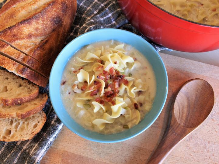 Soup Recipes: Soups, Stews, and Chowders