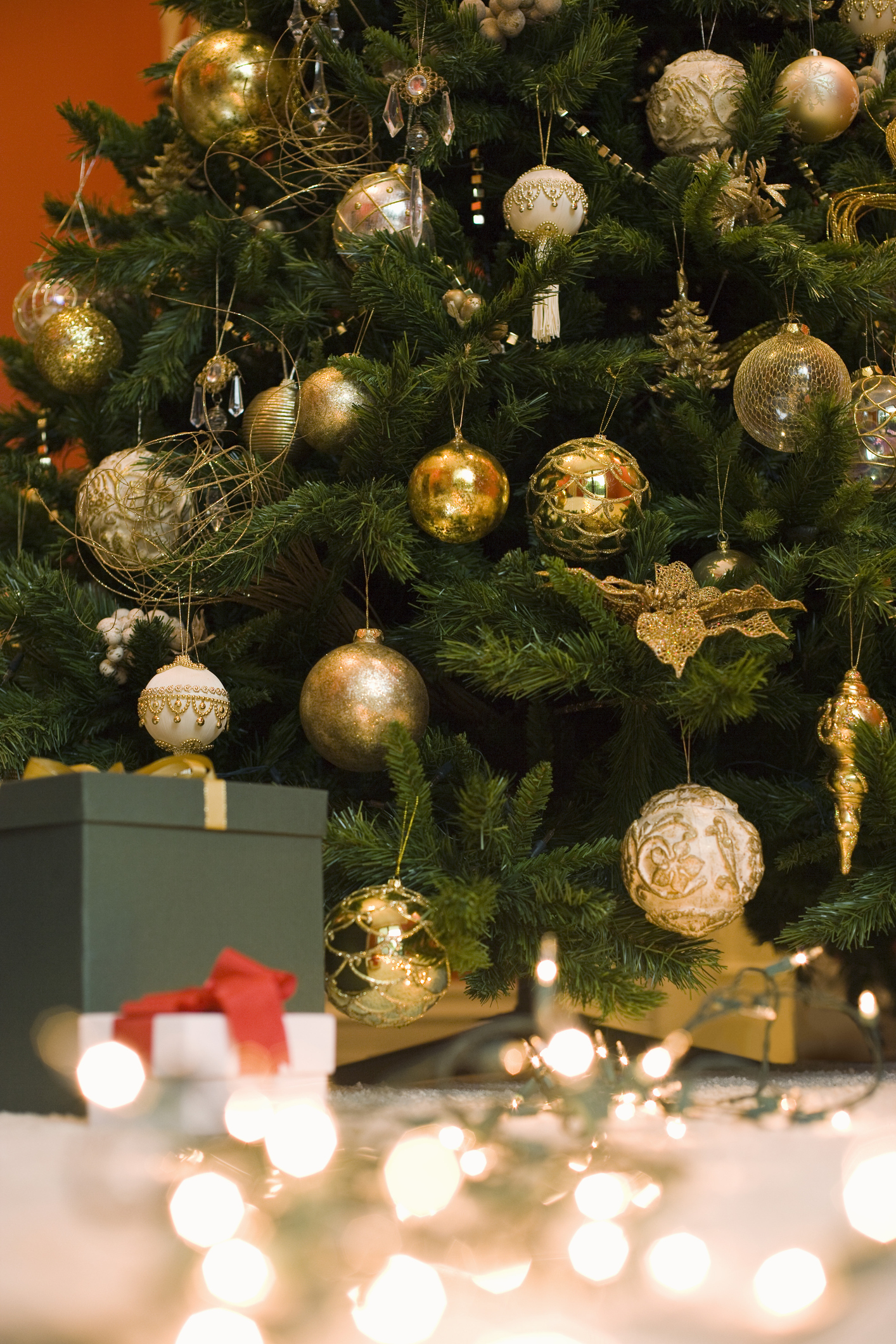 Christmas Tree Care Tips | The Old Farmer's Almanac