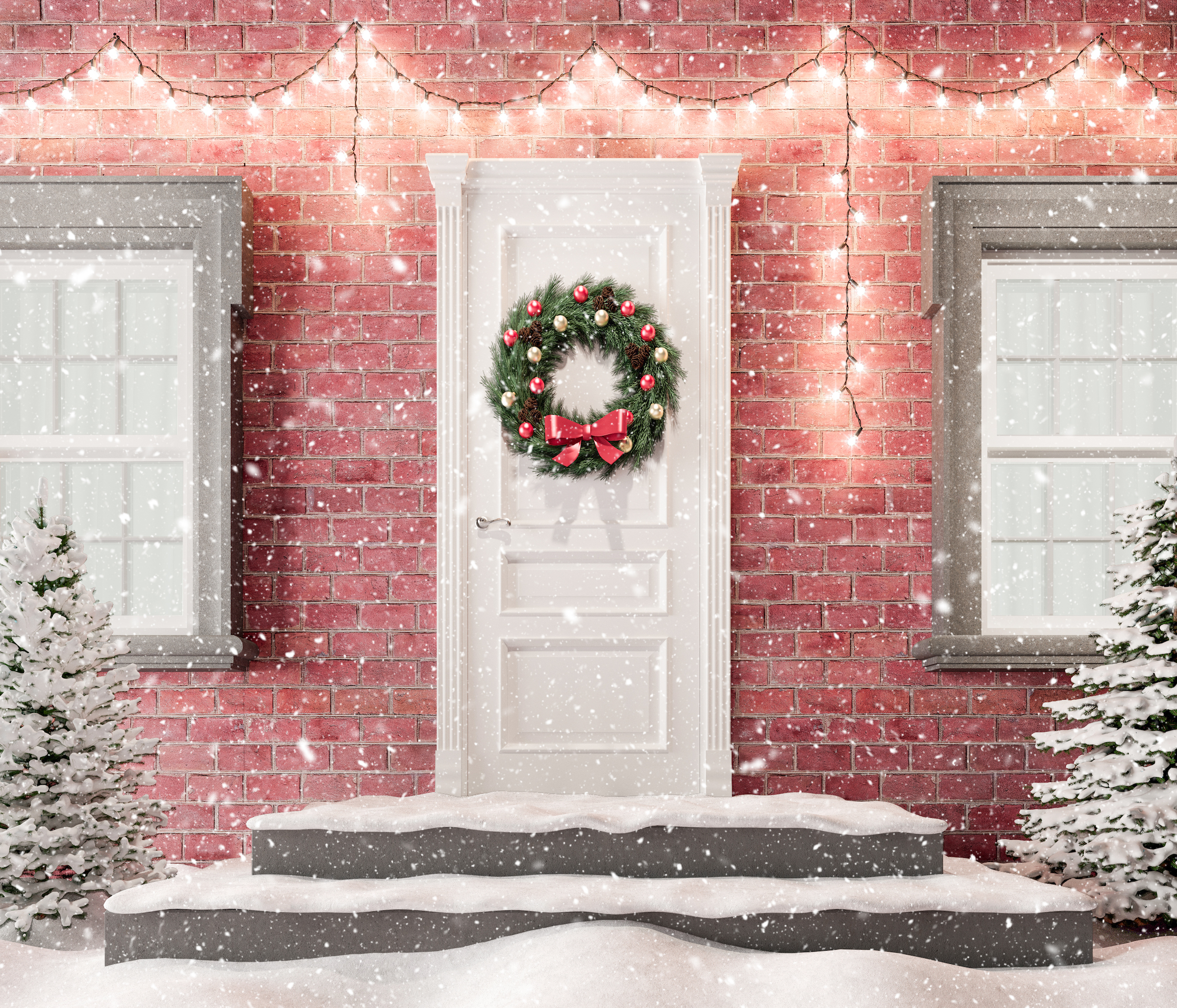 Christmas In The Country Erie Pa 2021 Christmas Weather Forecast 2020 Will It Be A White Christmas The Old Farmer S Almanac