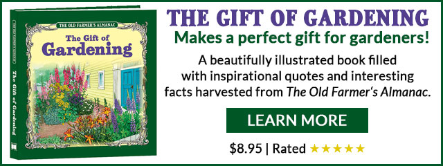 Gift of Gardening Book > Learn More