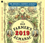 Shipping the 2018 Old Farmers Almanac