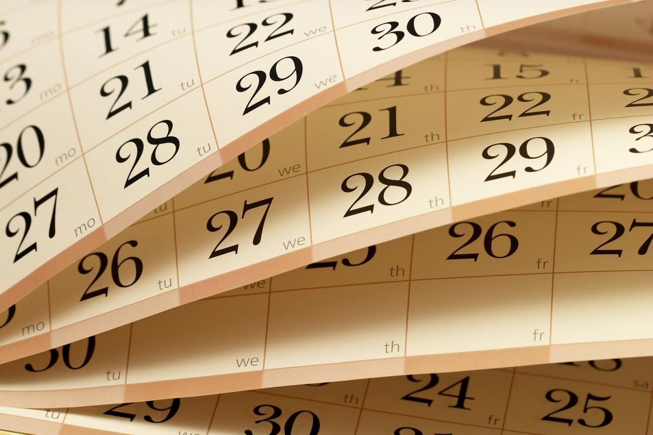 Calendars and How We Count the Years