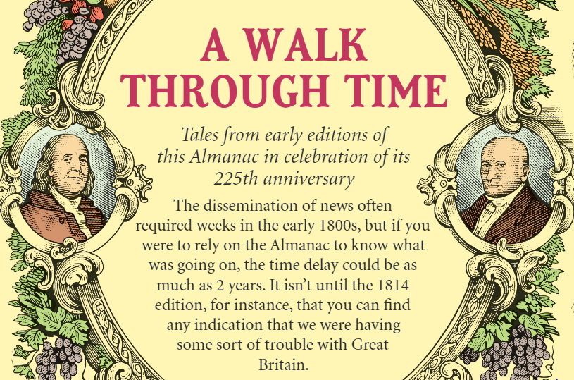 Anniversary Issue - A Walk Through Time Version 2