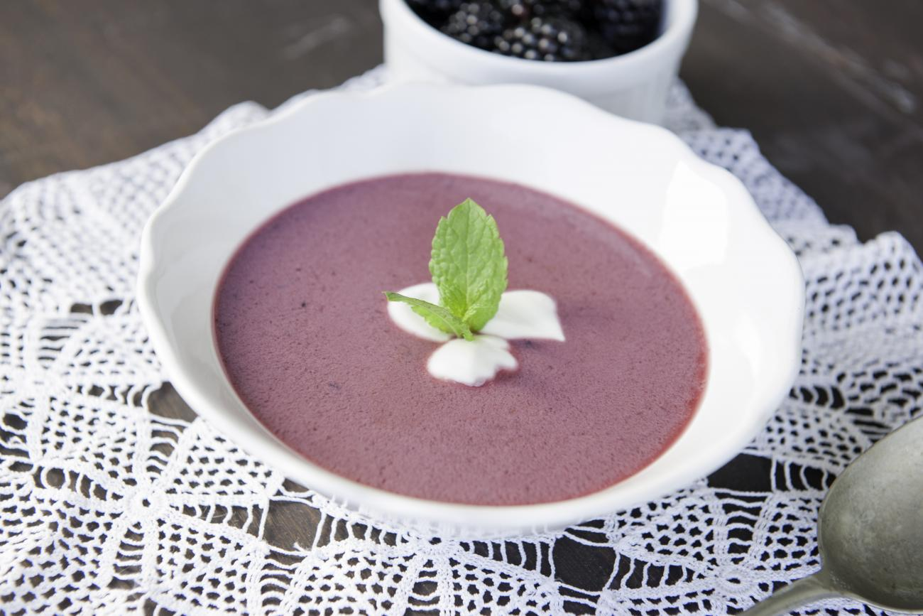 blackberry-soup