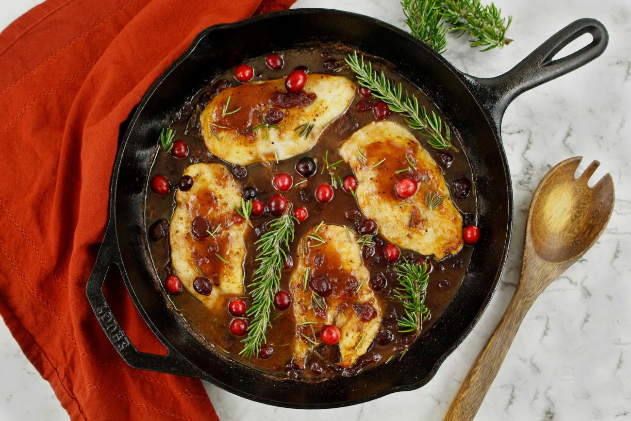 cranberry-chicken