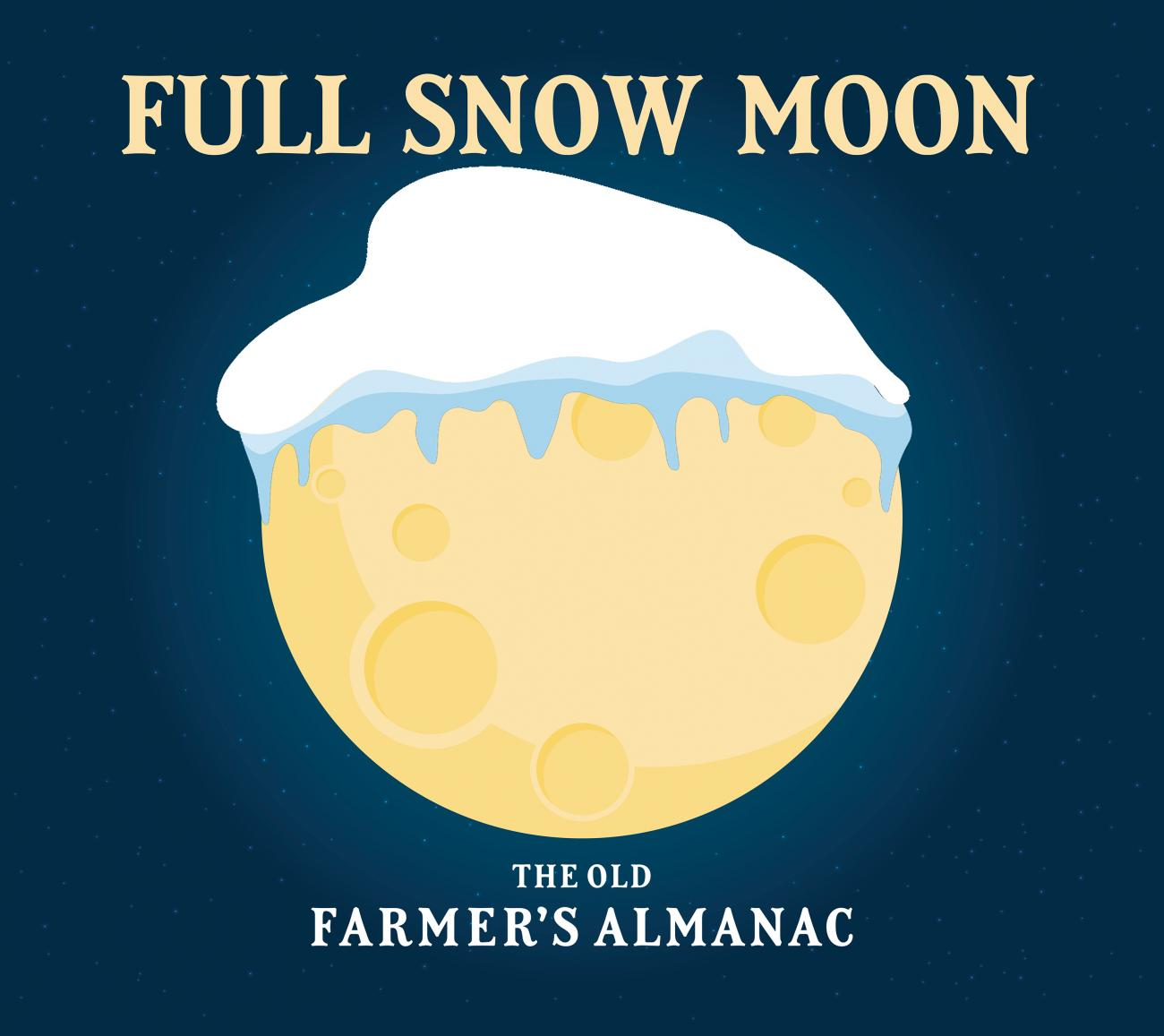 February 2020 Calendar Daily Quotes For Each Day Full Moon for February 2019: The Full Snow Moon & Supermoon | The