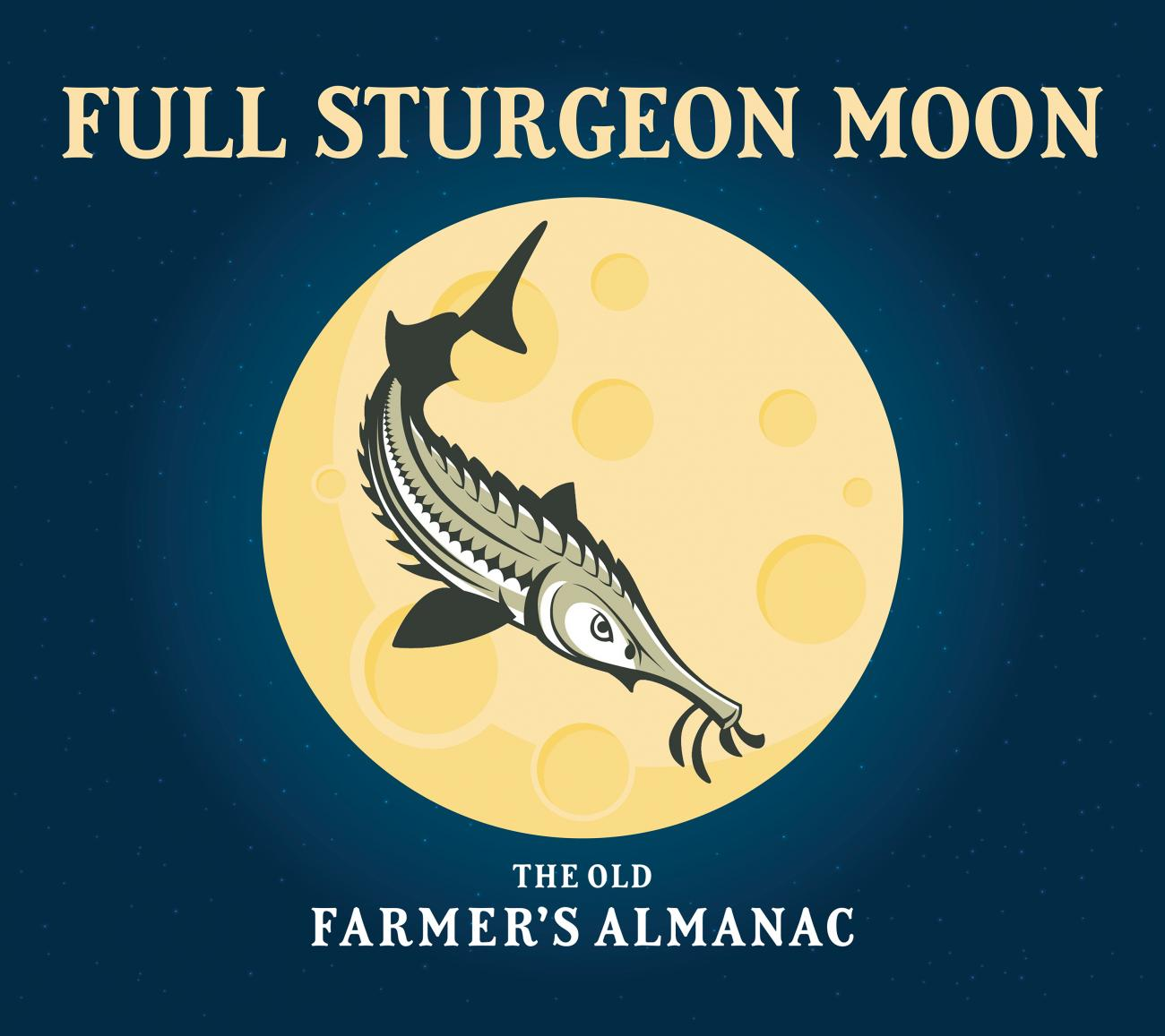 Full Sturgeon Moon - OFA