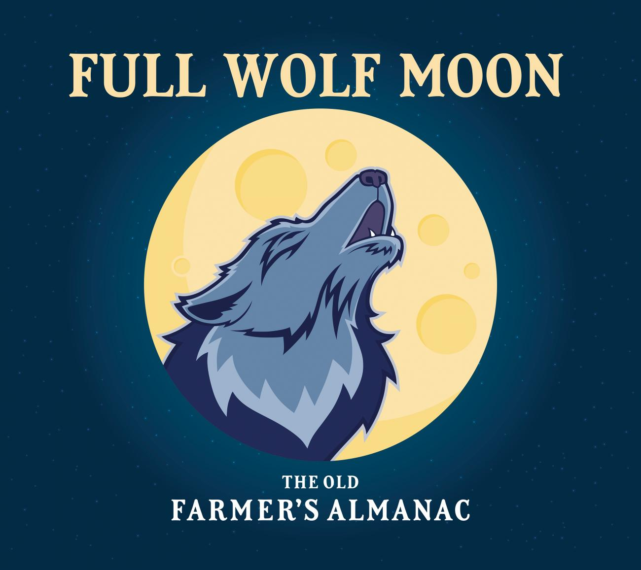 The Full Wolf Moon