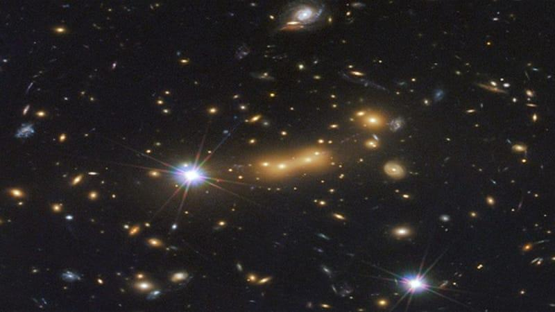 Universe's Oldest Galaxy