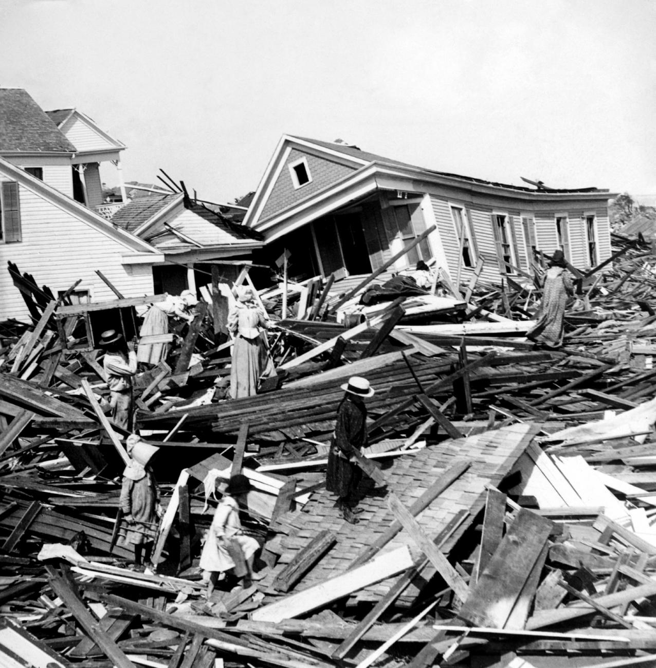 Galveston Hurricane