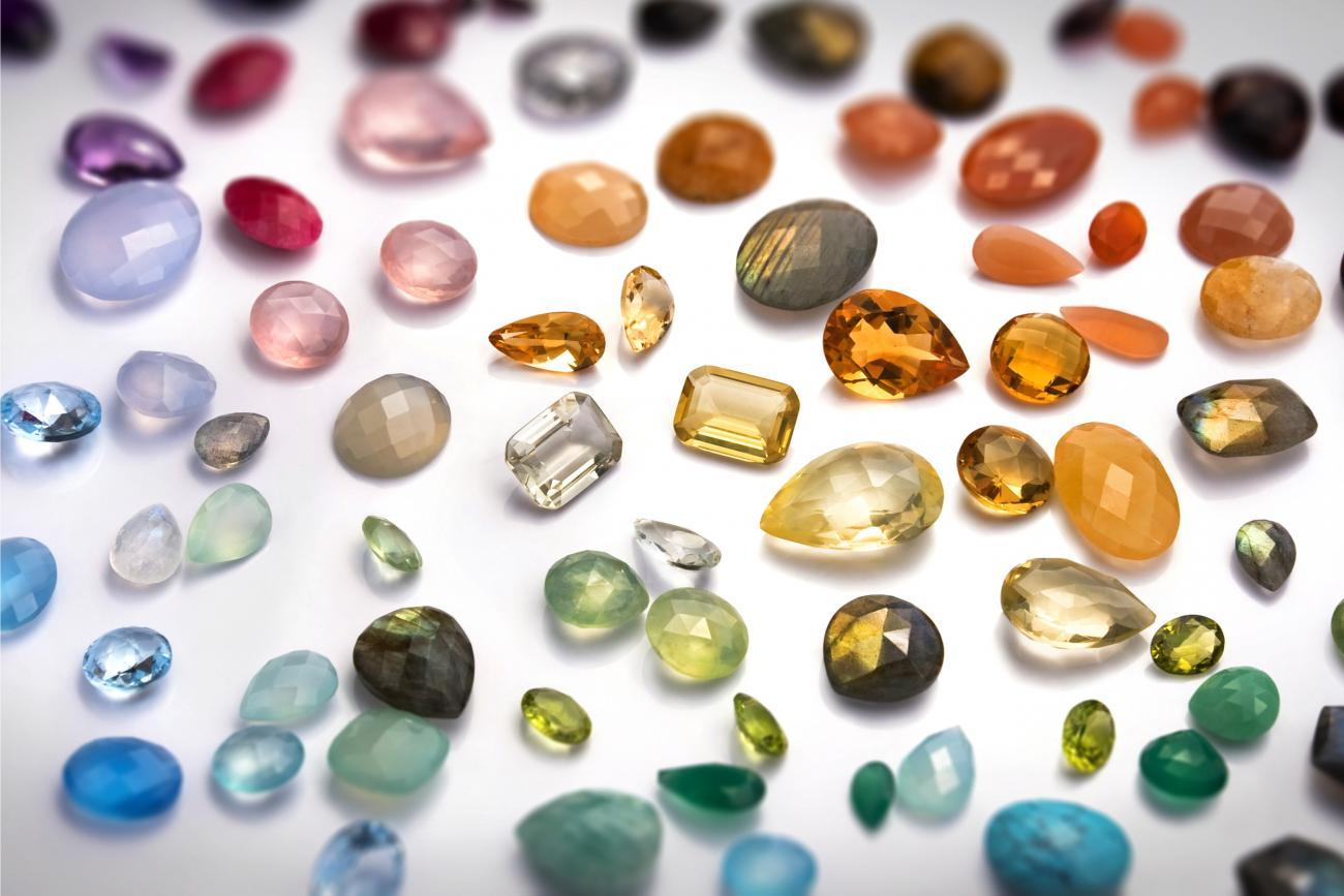 Birthstones by Month: Colors & Meanings | What's Your