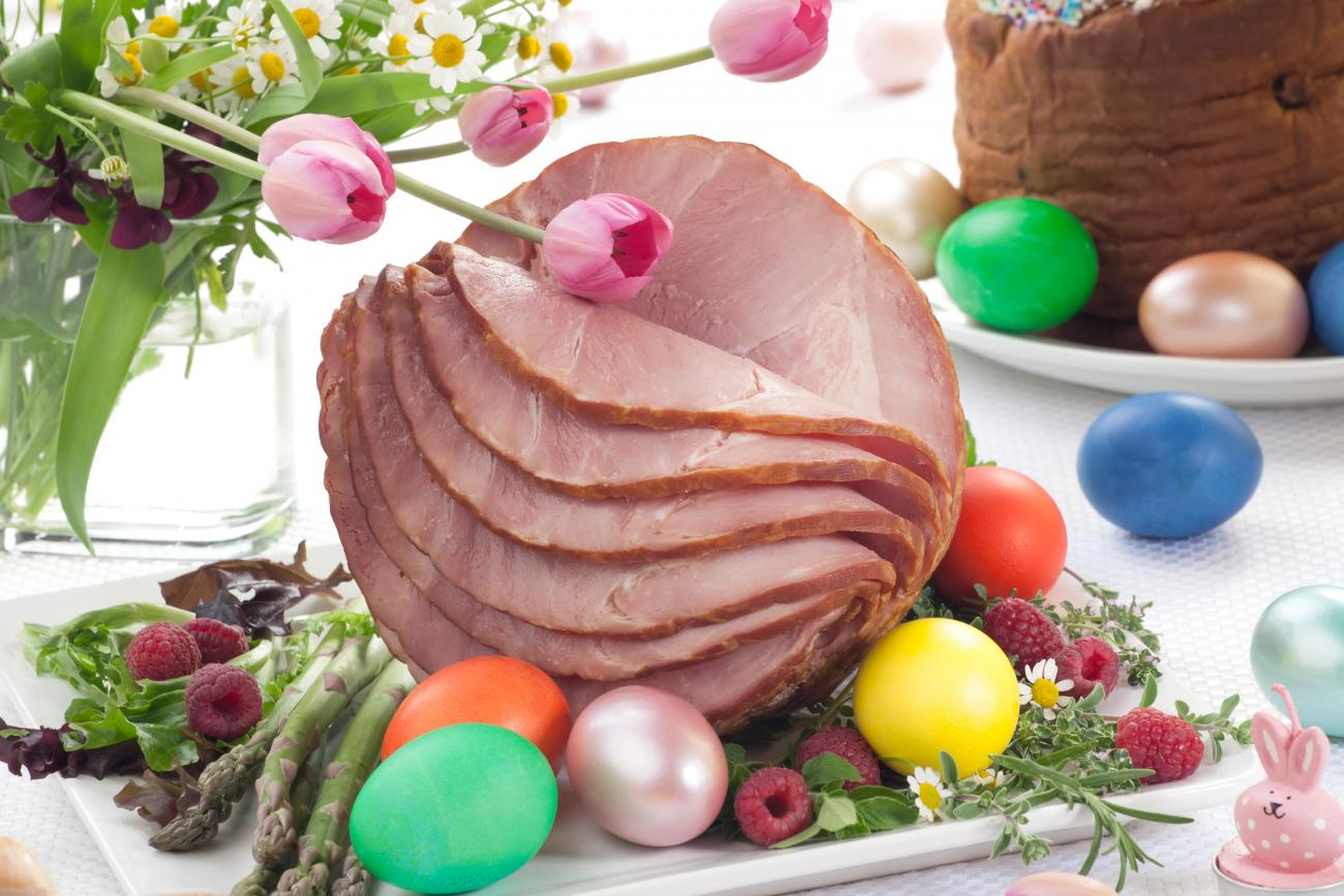 ham-with-brown-sugar-glaze