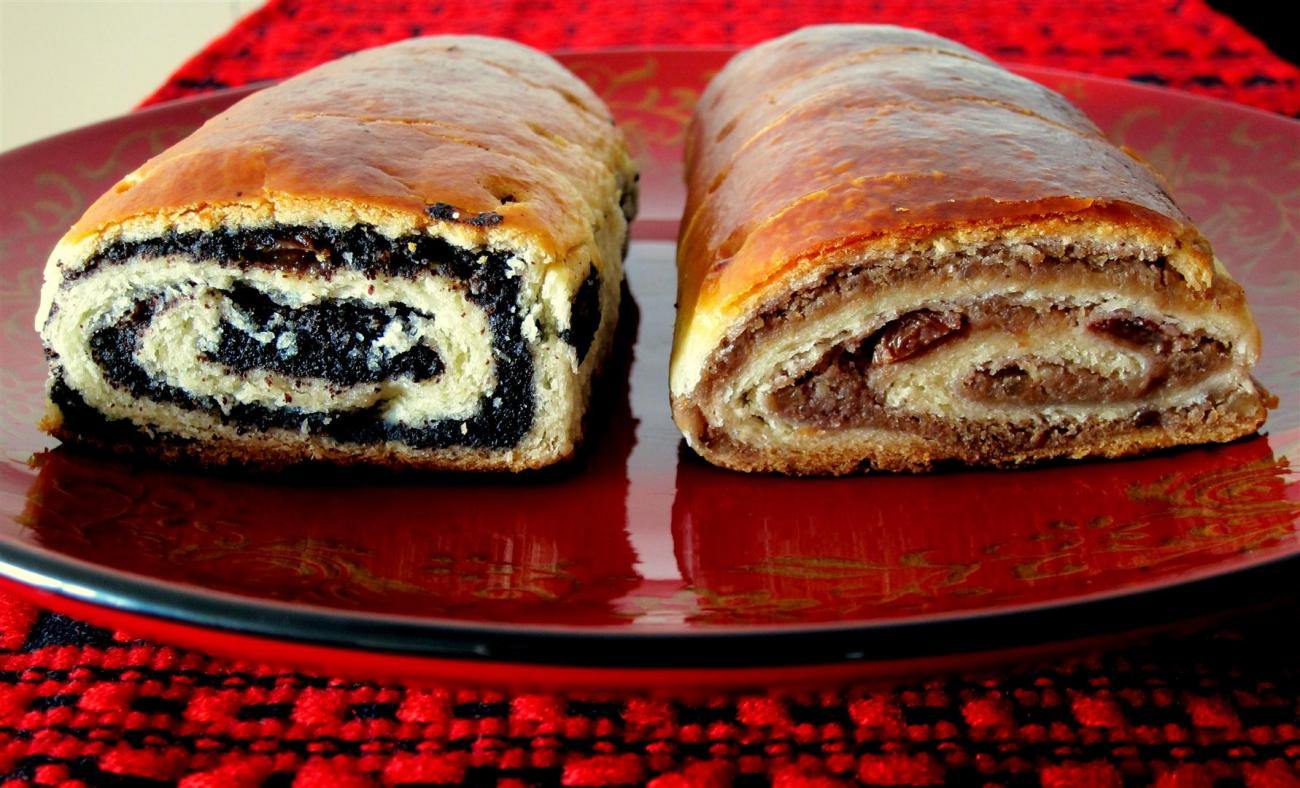 Ethnic Breads for Christmas, New Years, Easter, and More