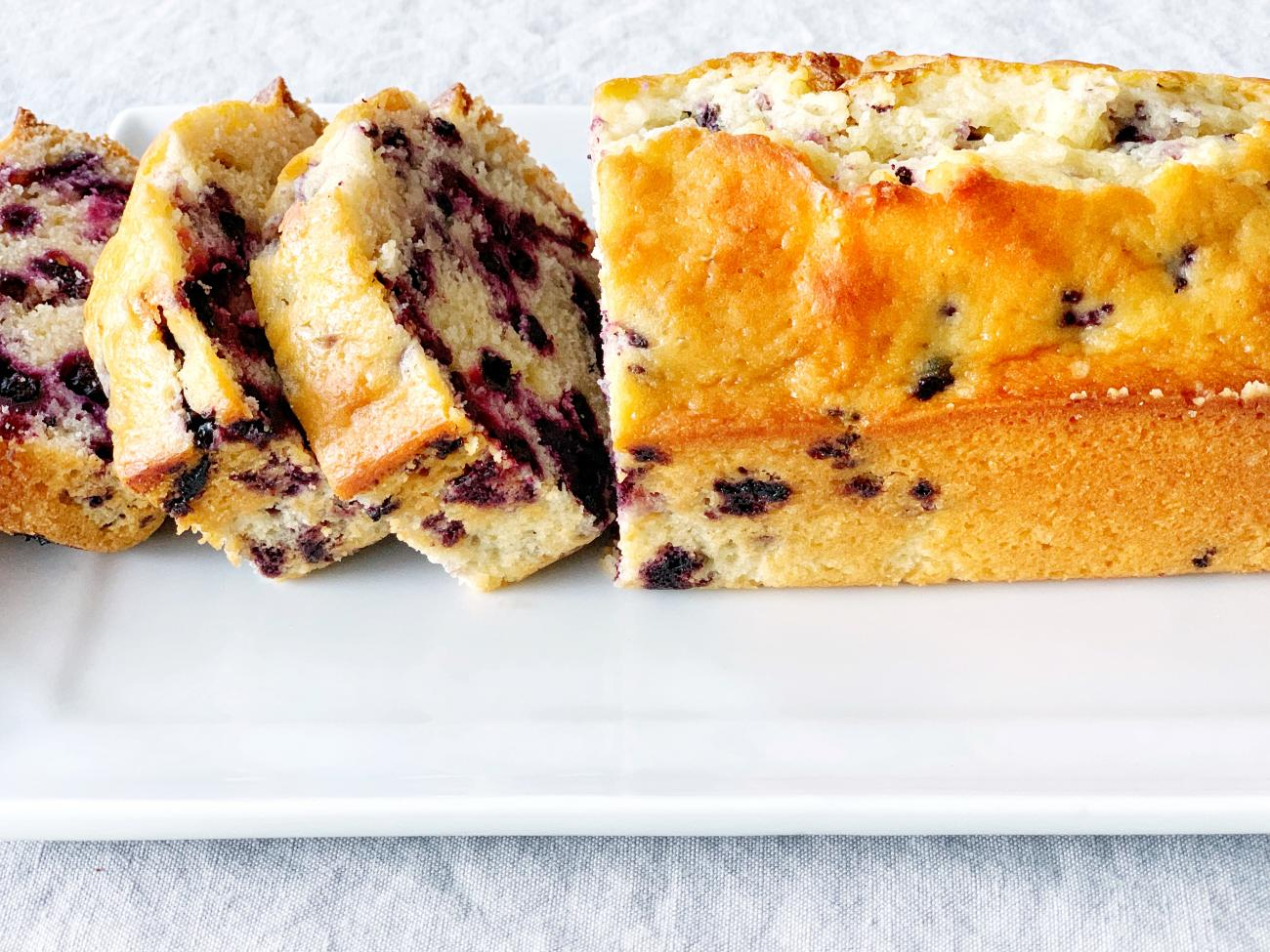 lemon-blueberry-bread