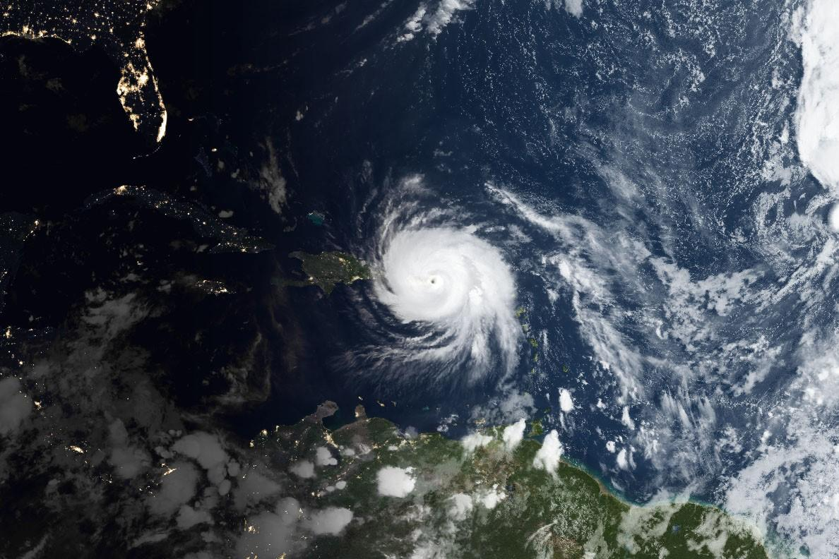 Hurricane Maria and Puerto Rico