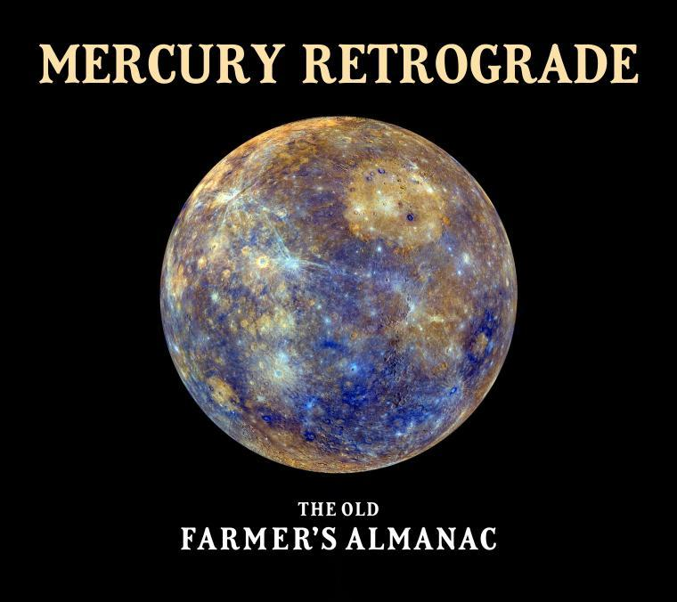 Mercury Retrograde - OFA