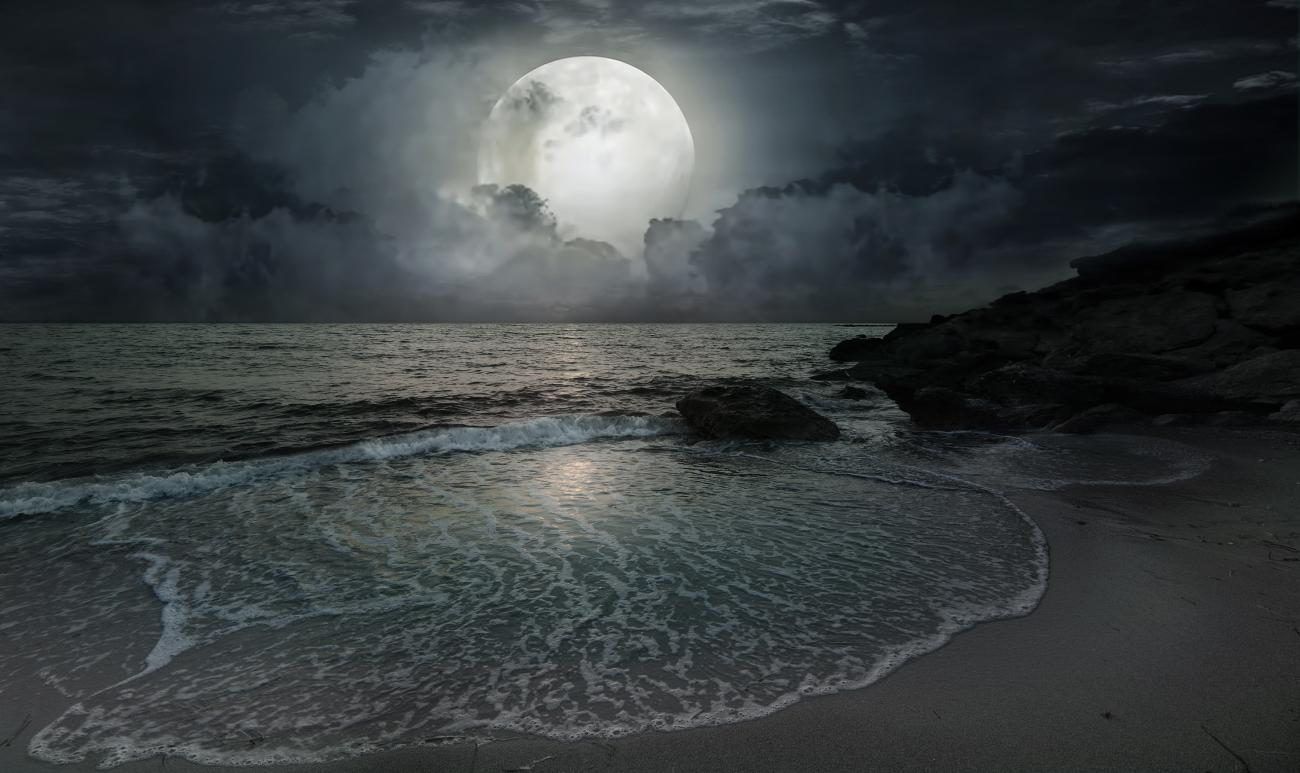 Moon and Tides