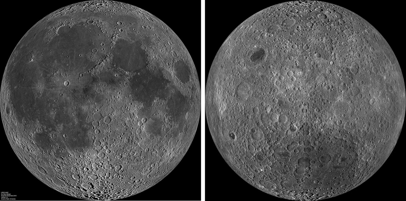 Image result for far side of the moon