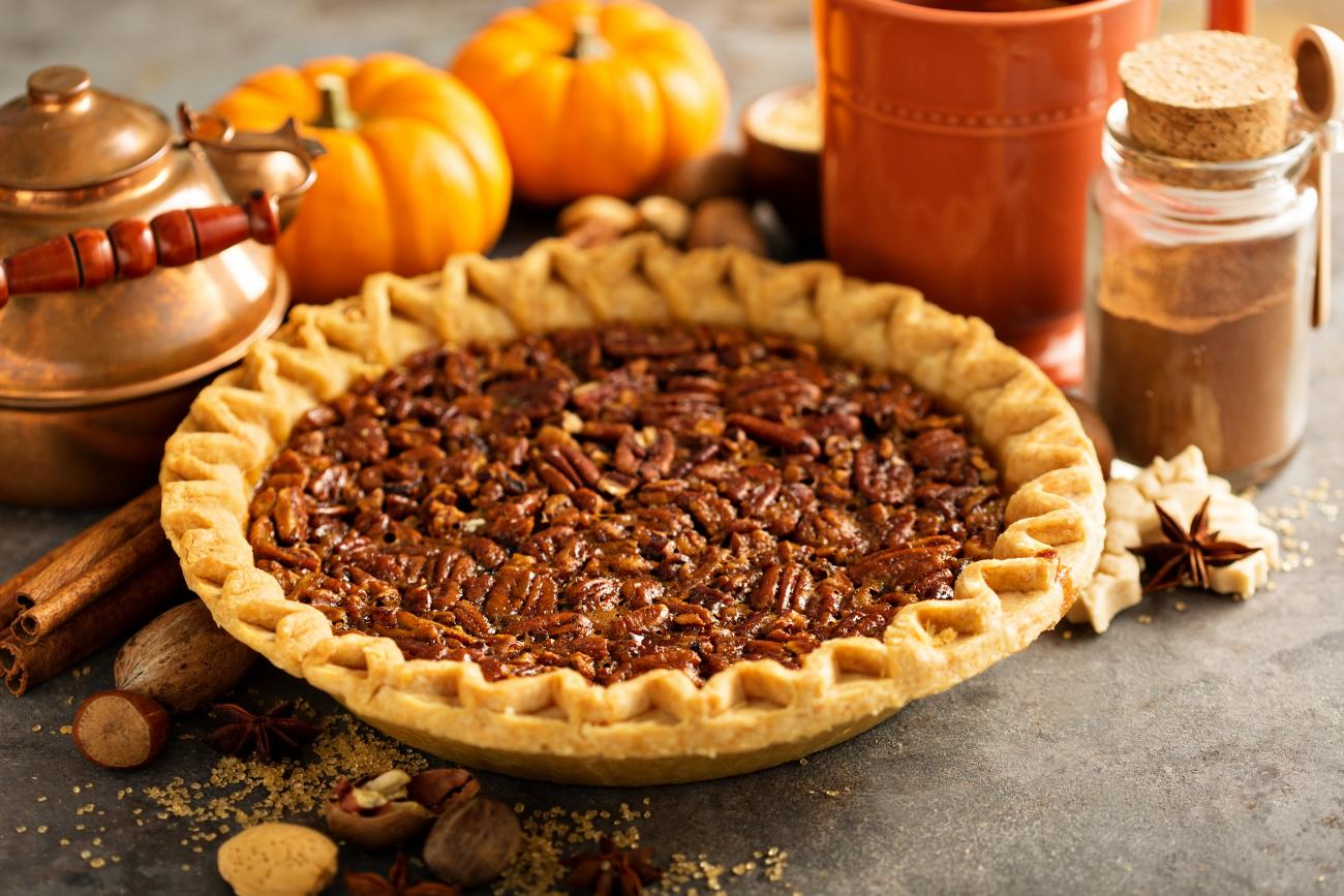 Grandmother's Pecan Pie