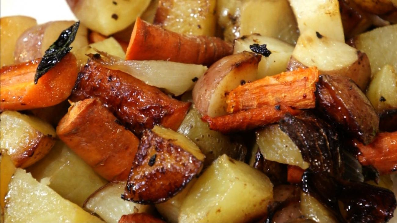 Roasting Vegetables: Fall Is the Time