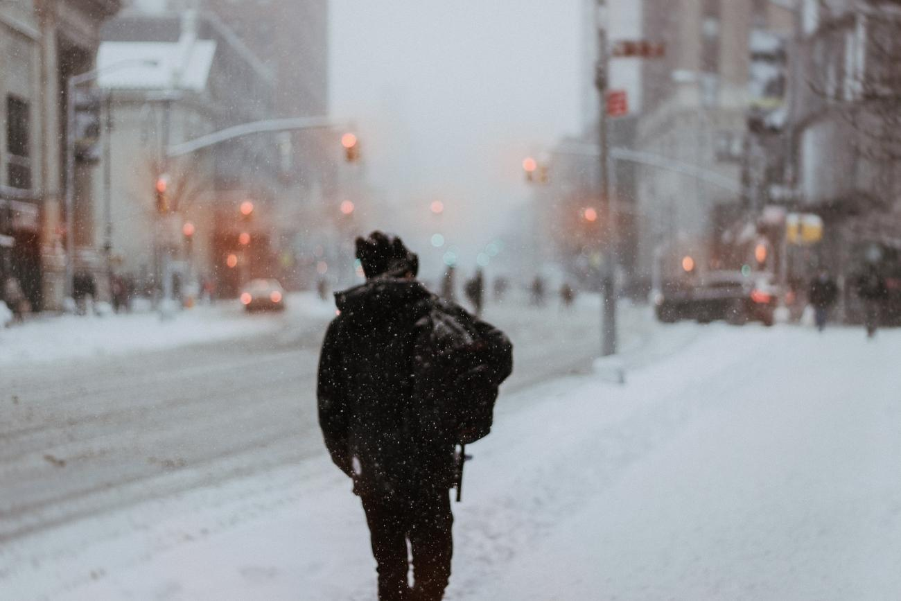Top 5 Coldest Cities in The U S  | Winter 2019 | The Old