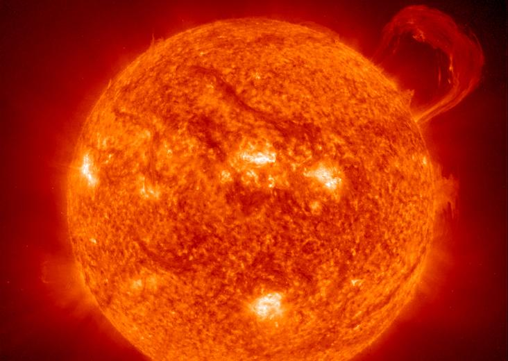 How Solar Activity Affects the Weather: FAQ with Dr  Richard Head
