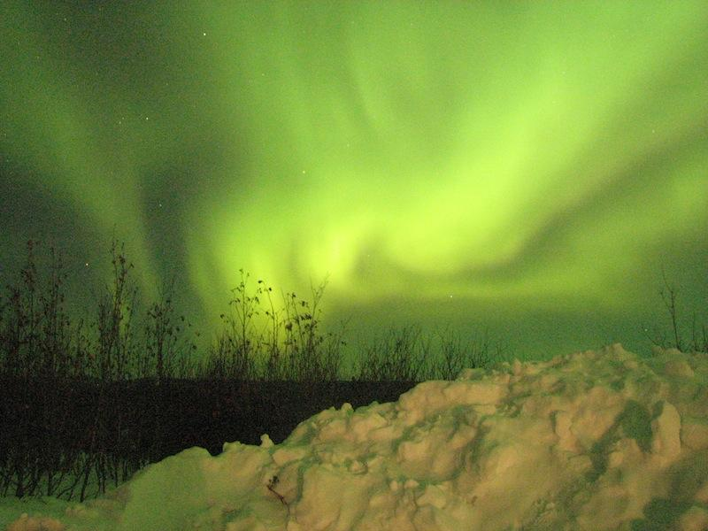 Northern Lights Tour in Alaska
