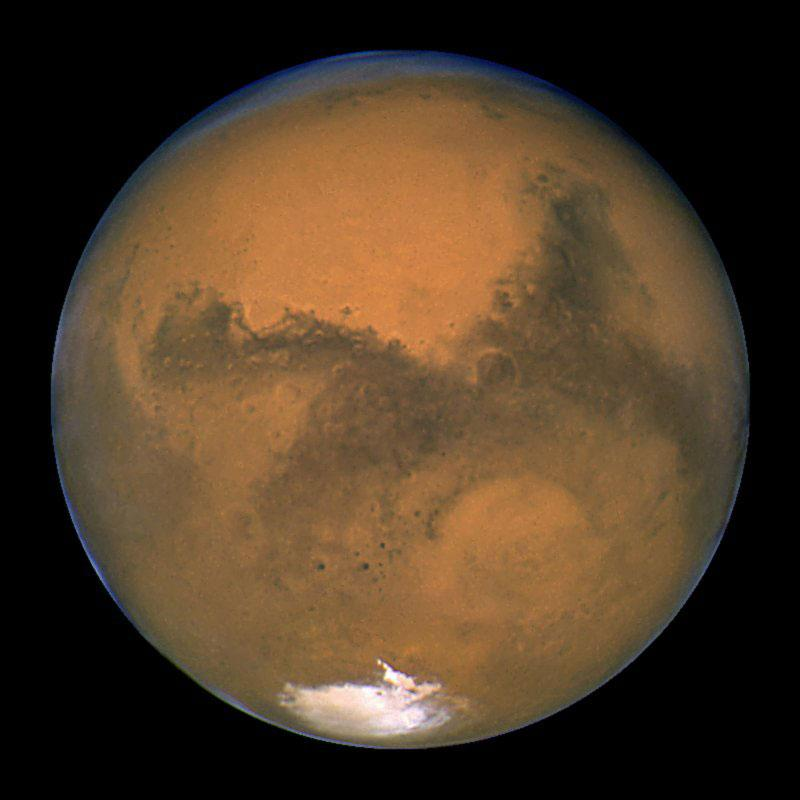 The Planet Mars, Earth's Neighbor