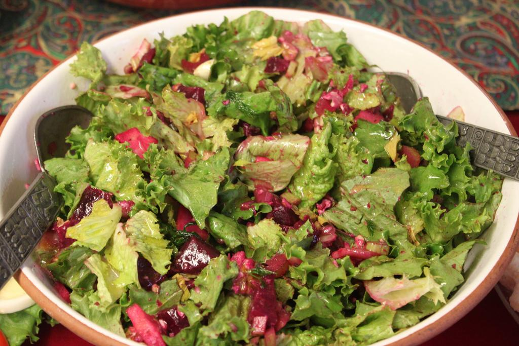 Apple Beet Salad