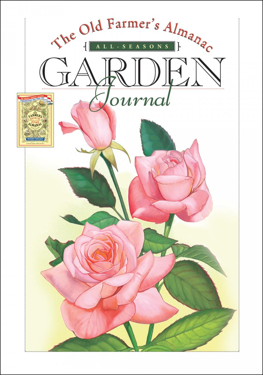 Old Farmer's Almanac Garden Journal