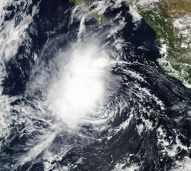 Tropical Storm Sonya