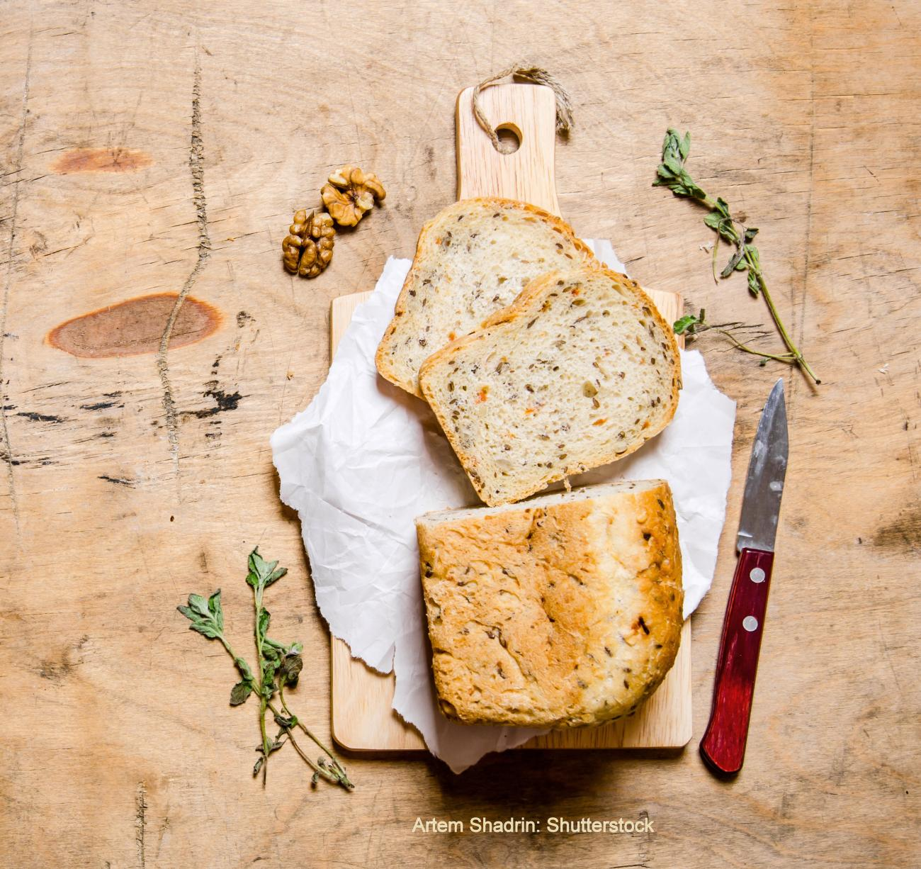 Recipe for Tomato Herb Bread
